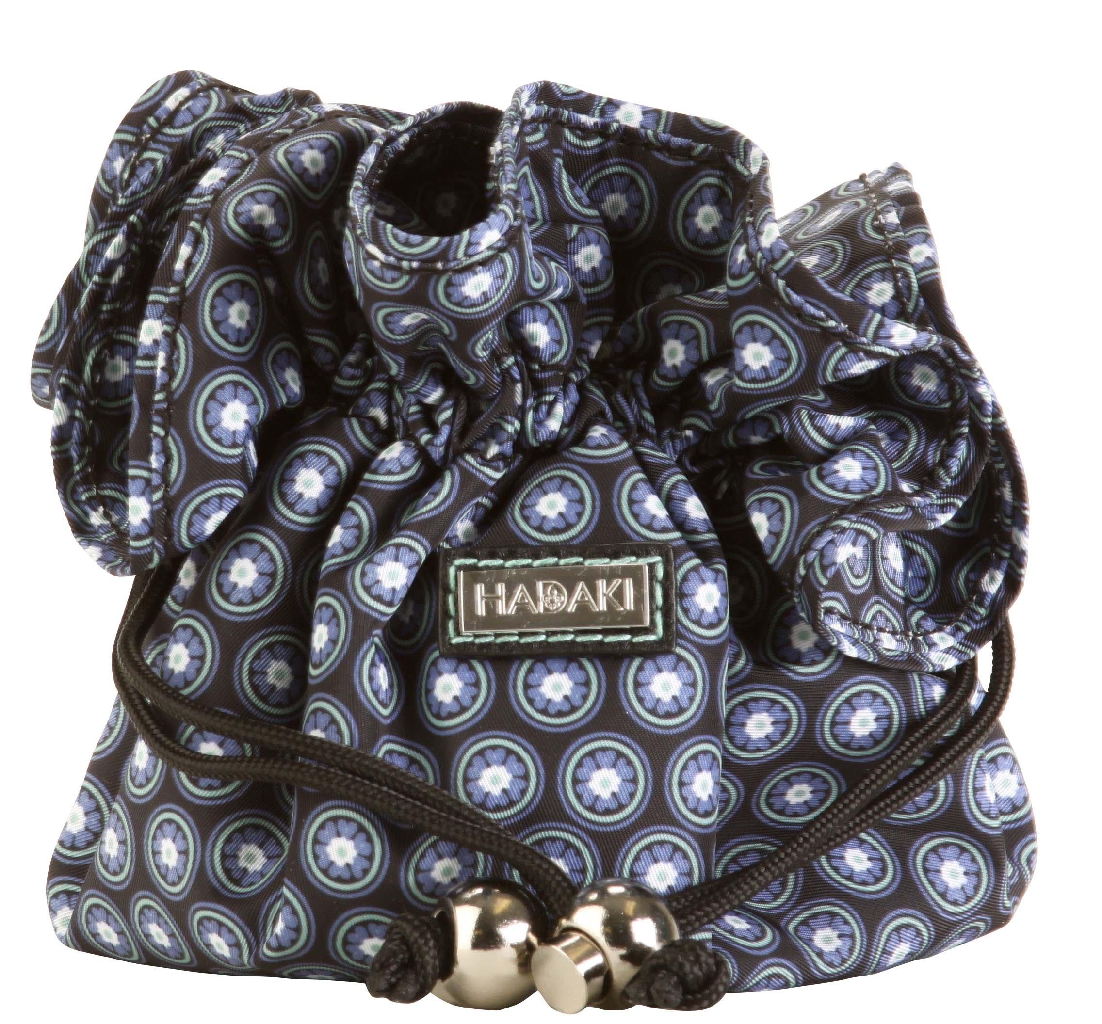 Hadaki Cotton Jewelry Sack (Fantasia Geo)