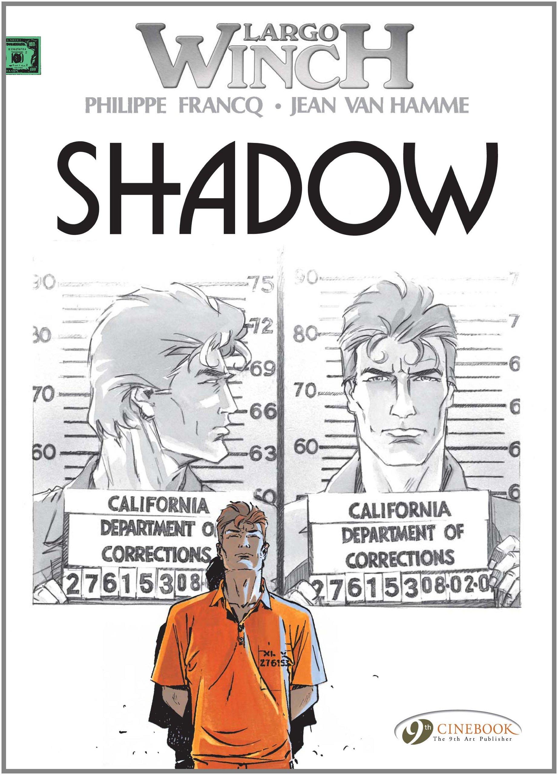 Shadow (Largo Winch) pdf epub