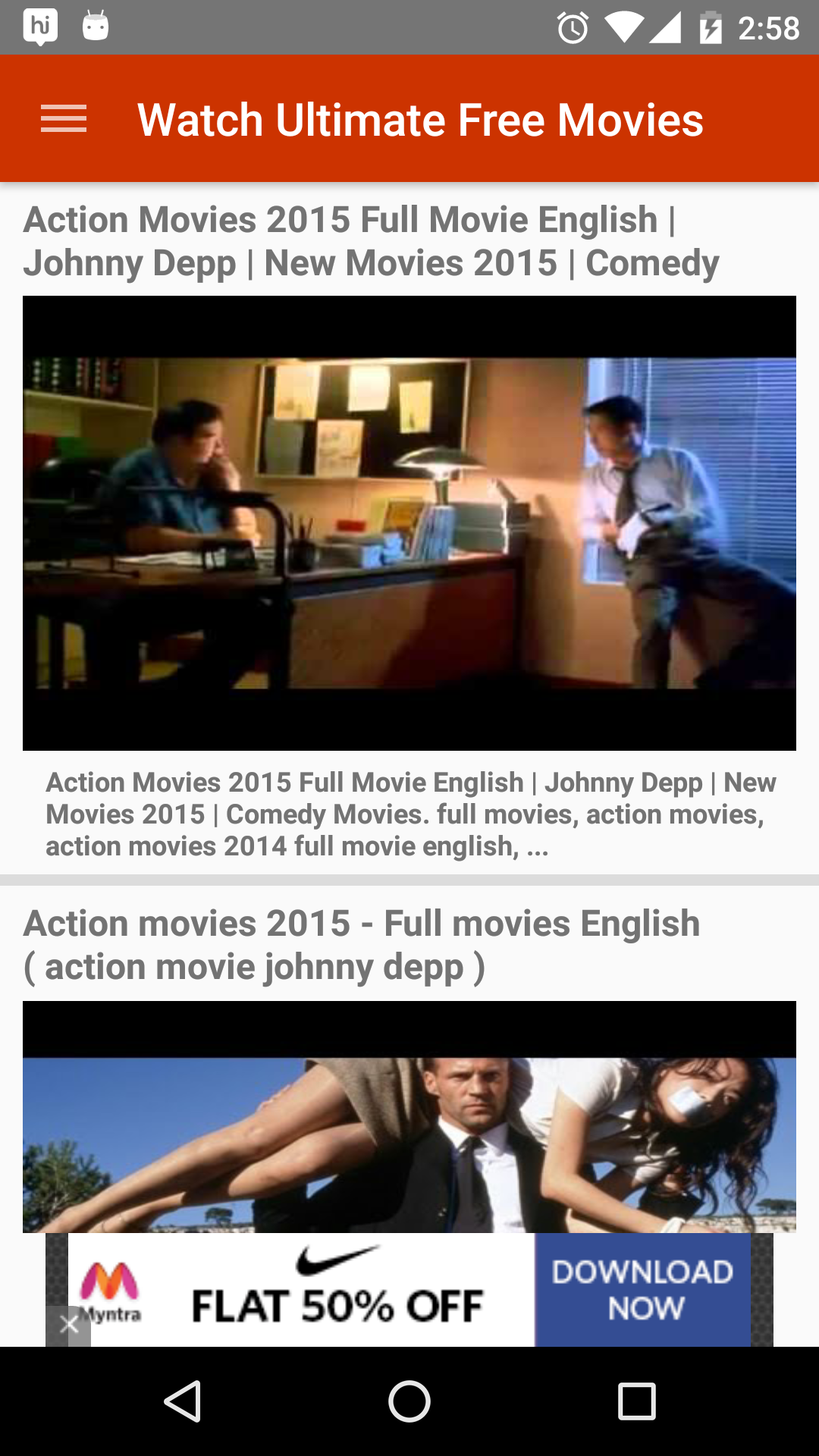 Buy movies to watch of 2015