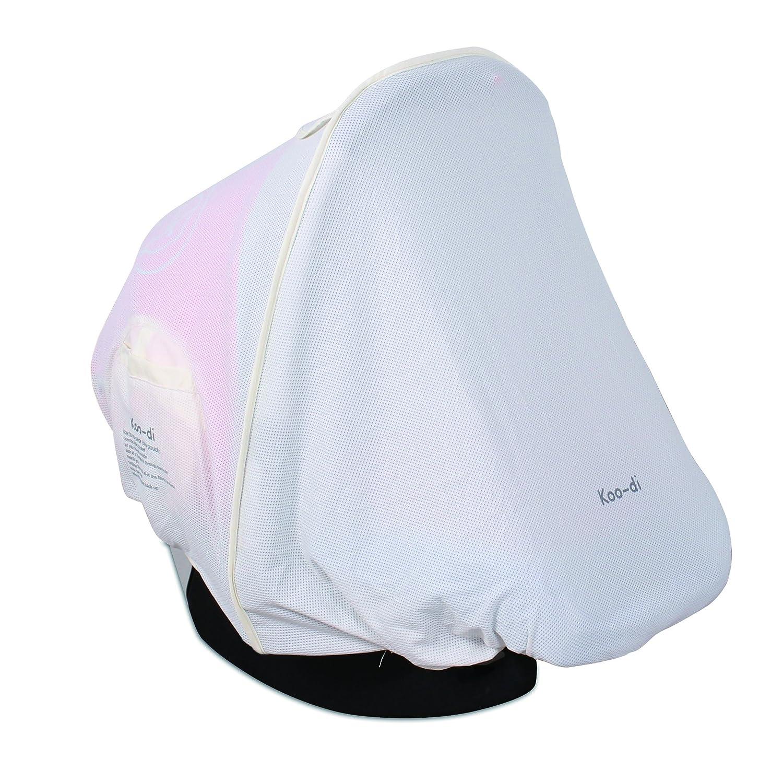 Koo-di Sun and Sleep Infant Carrier Sun Cover (Cream) KD065/14