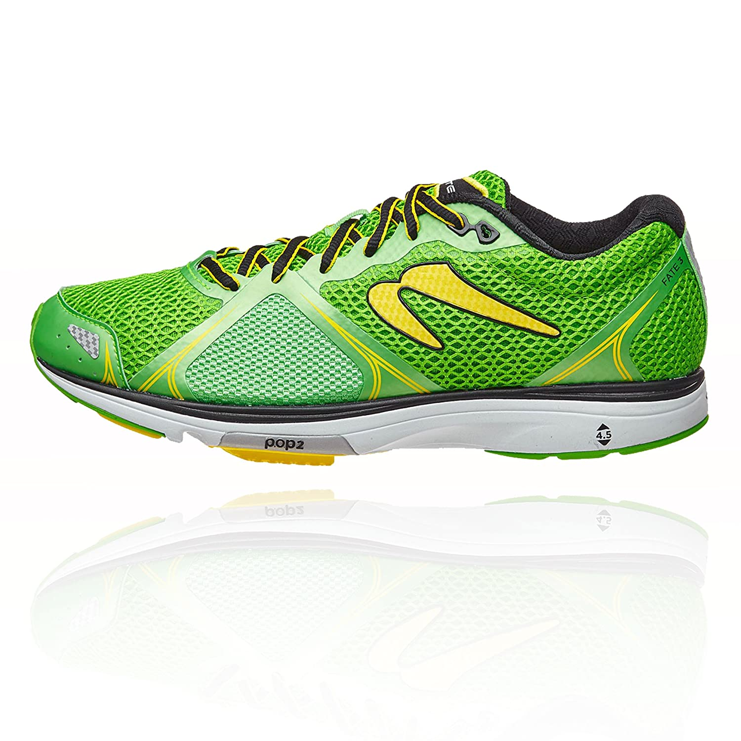 Newton Running Mens Fate III Neutral Running Shoe, Zapatillas Hombre: Amazon.es: Zapatos y complementos