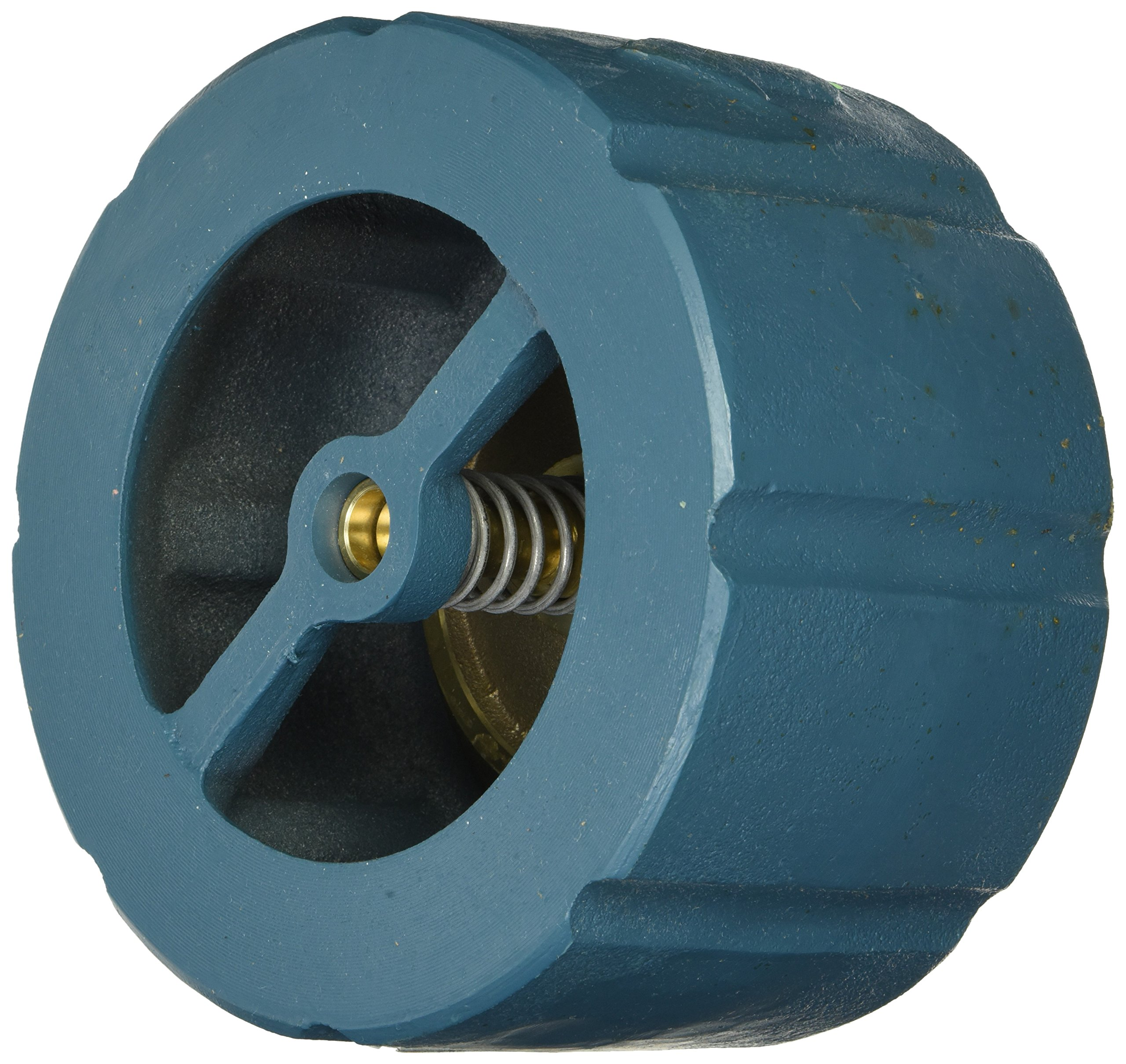 NIBCO  W910B-LF/W960B-LF Silent Wafer Check Valve   Lead-Free, Class 125, Iron Body, Bronze Seat and Disc, 4''