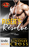 Brotherhood Protectors: Riser's Resolve: Men of Mercy (Kindle Worlds Novella)