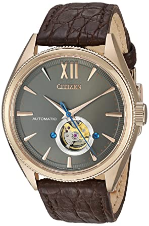 588e7358977 Amazon.com  Citizen Men s The The Signature Collection Gold Japanese ...