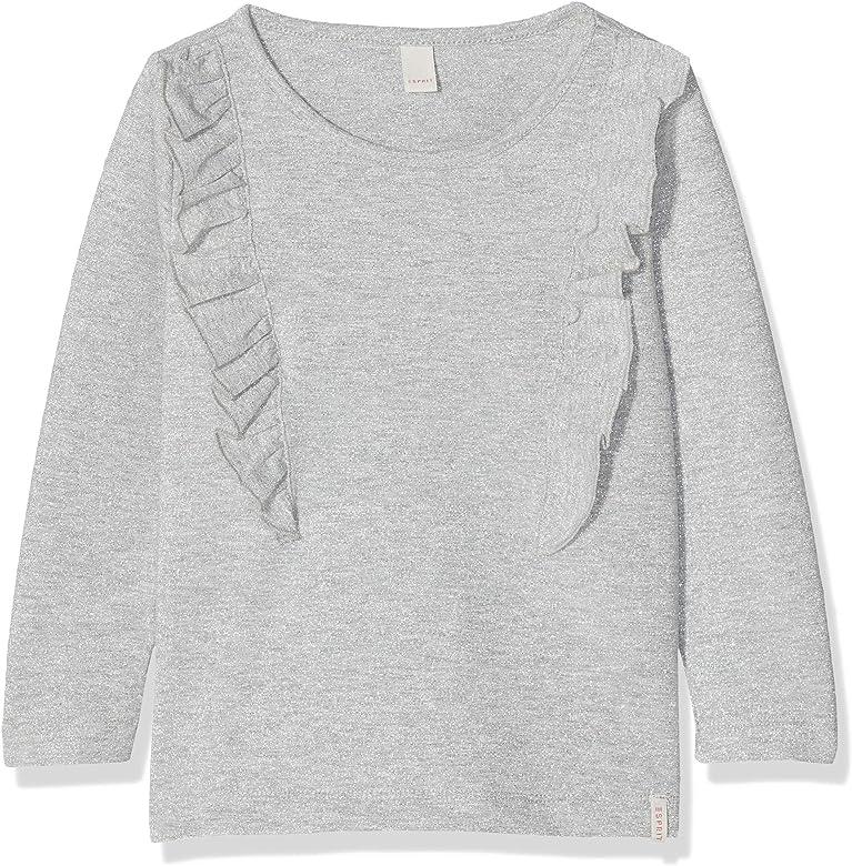 ESPRIT KIDS Girls T-Shirt Ls Long Sleeve Top