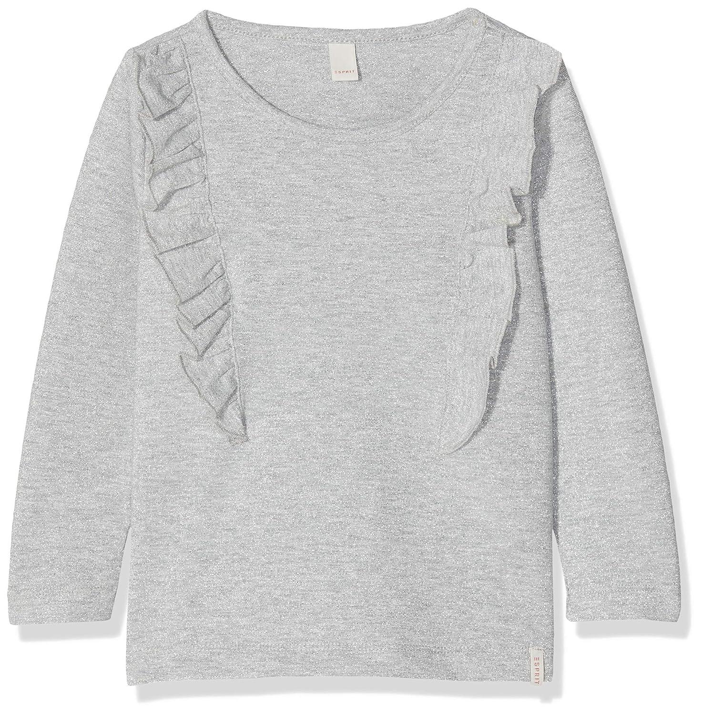 ESPRIT Girls T-Shirt Ls Long Sleeve Top