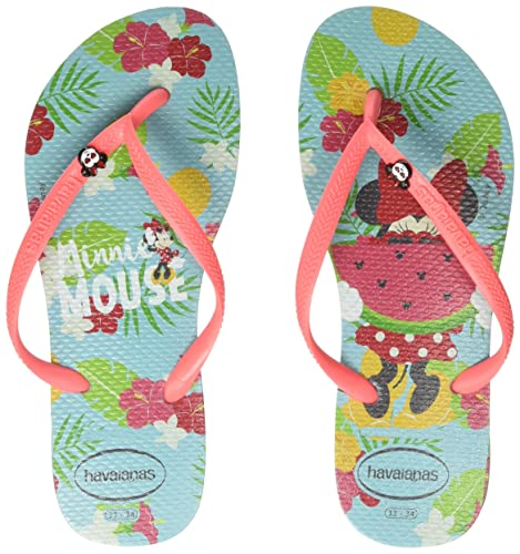 72e02e5fb6f Kids Para Zapatos Niñas Havaianas Amazon es Disney Cool Chanclas qxdPP4BR