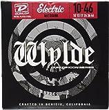 Dunlop ZWN1046 Zakk Wylde Icon Series Signature Electric Guitar Strings, Medium, .010–.046, 6 Strings/Set