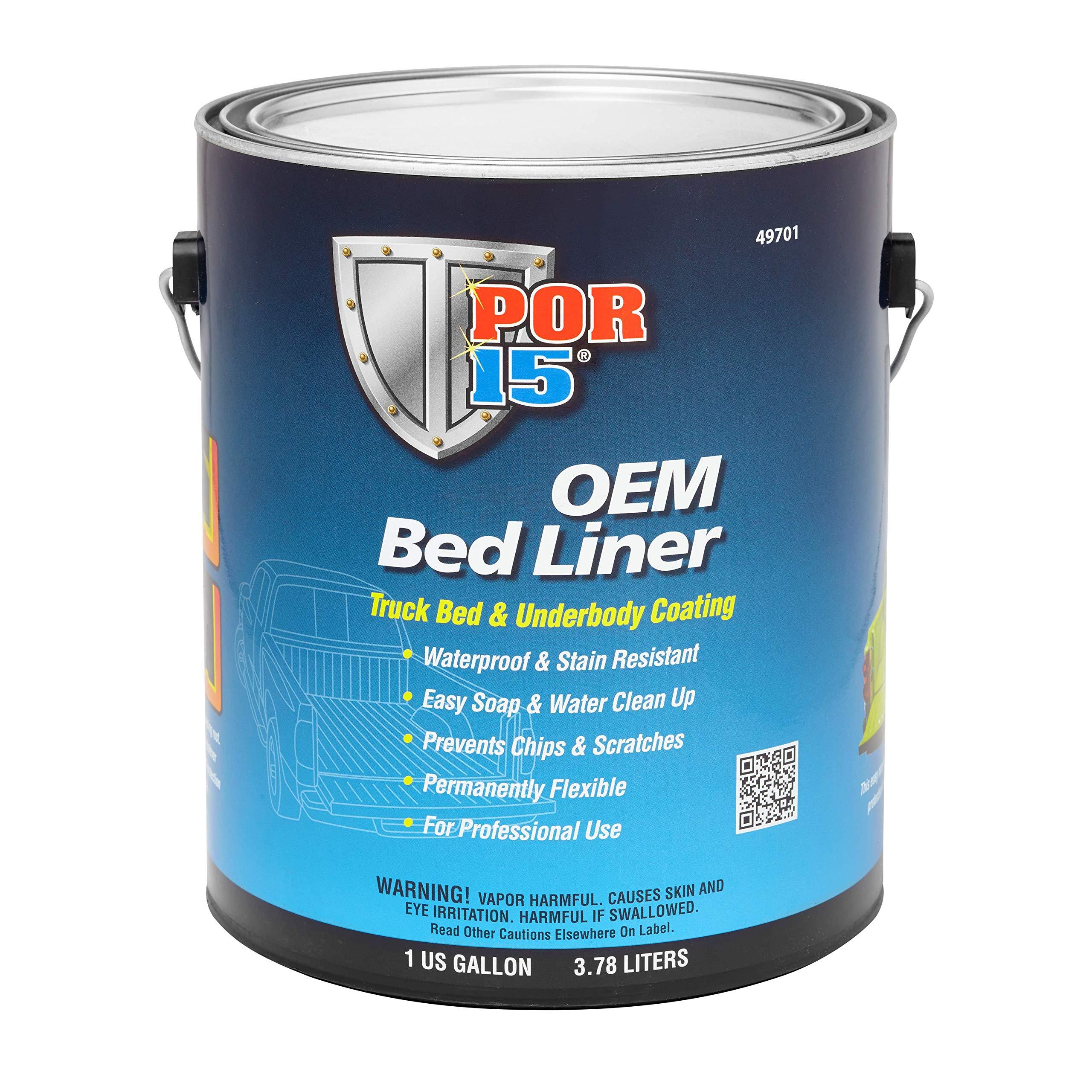 POR-15 49701 OEM Bed Liner - 1 gallon by POR-15