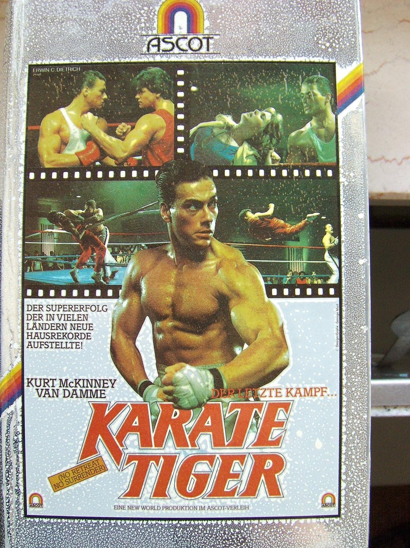 Karate Tiger - Der letzte Kampf [Reino Unido] [VHS]: Amazon ...