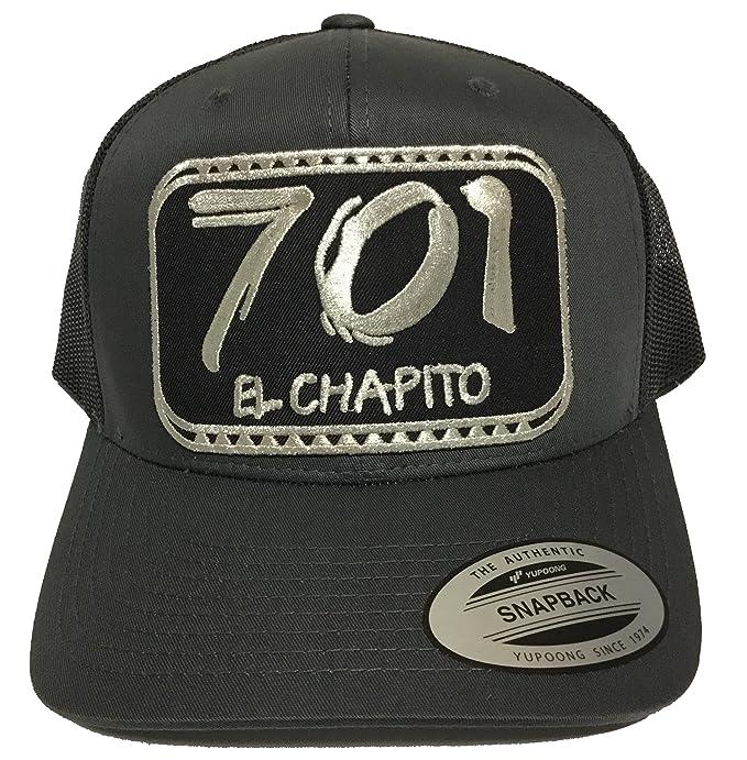 71ad92fe529 Mexico el chapo guzman di chapito silver hat dark gray mesh jpg 679x691 Chapo  guzman 701