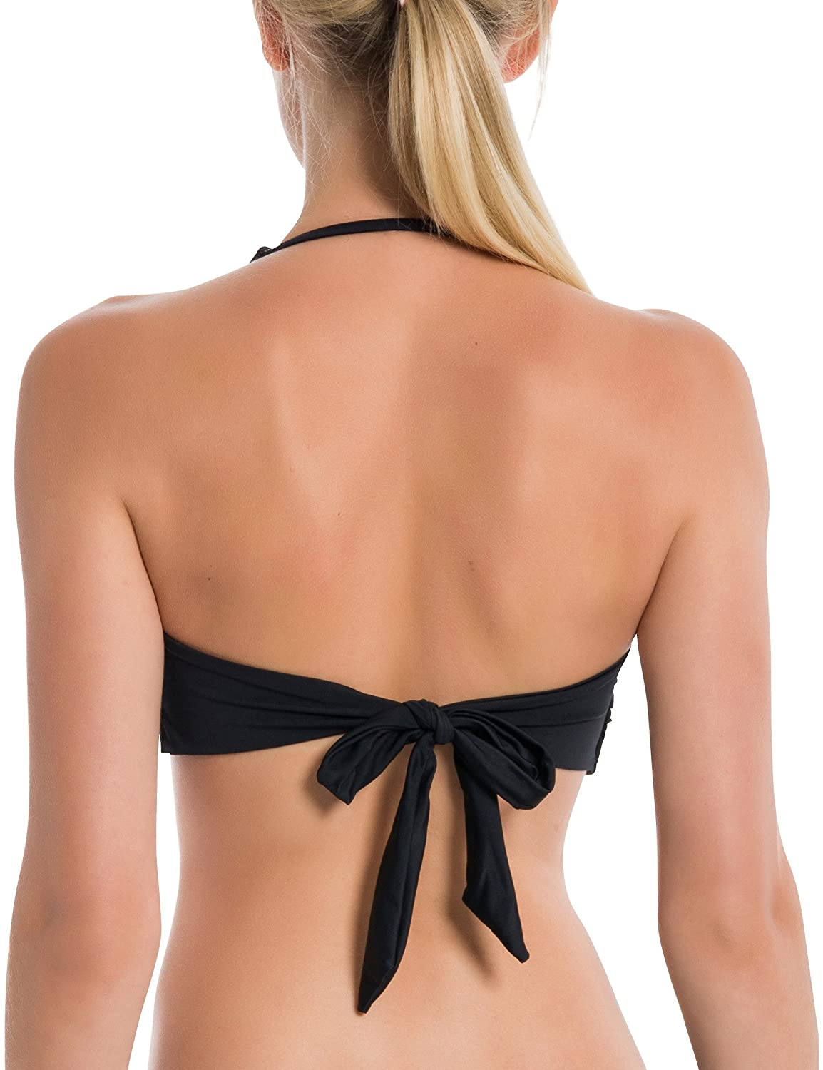 Bench Damen Twist Bandeau Top Bikinioberteil