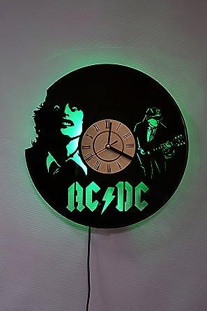 AC DC Band Night Light Wall Lights Wall Lamp Gryffindor