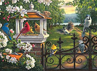 product image for Buffalo Games - Kim Norlien - Springtime Melody - 1000 Piece Jigsaw Puzzle