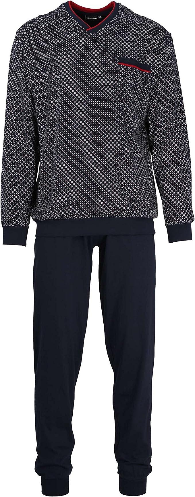 Götzburg Conjuntos de Pijama para Hombre