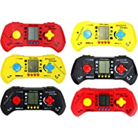 Perpetual Bliss (Pack of 6) Hand Video Game for Kids / Return Gifts for Kids Birthday Party