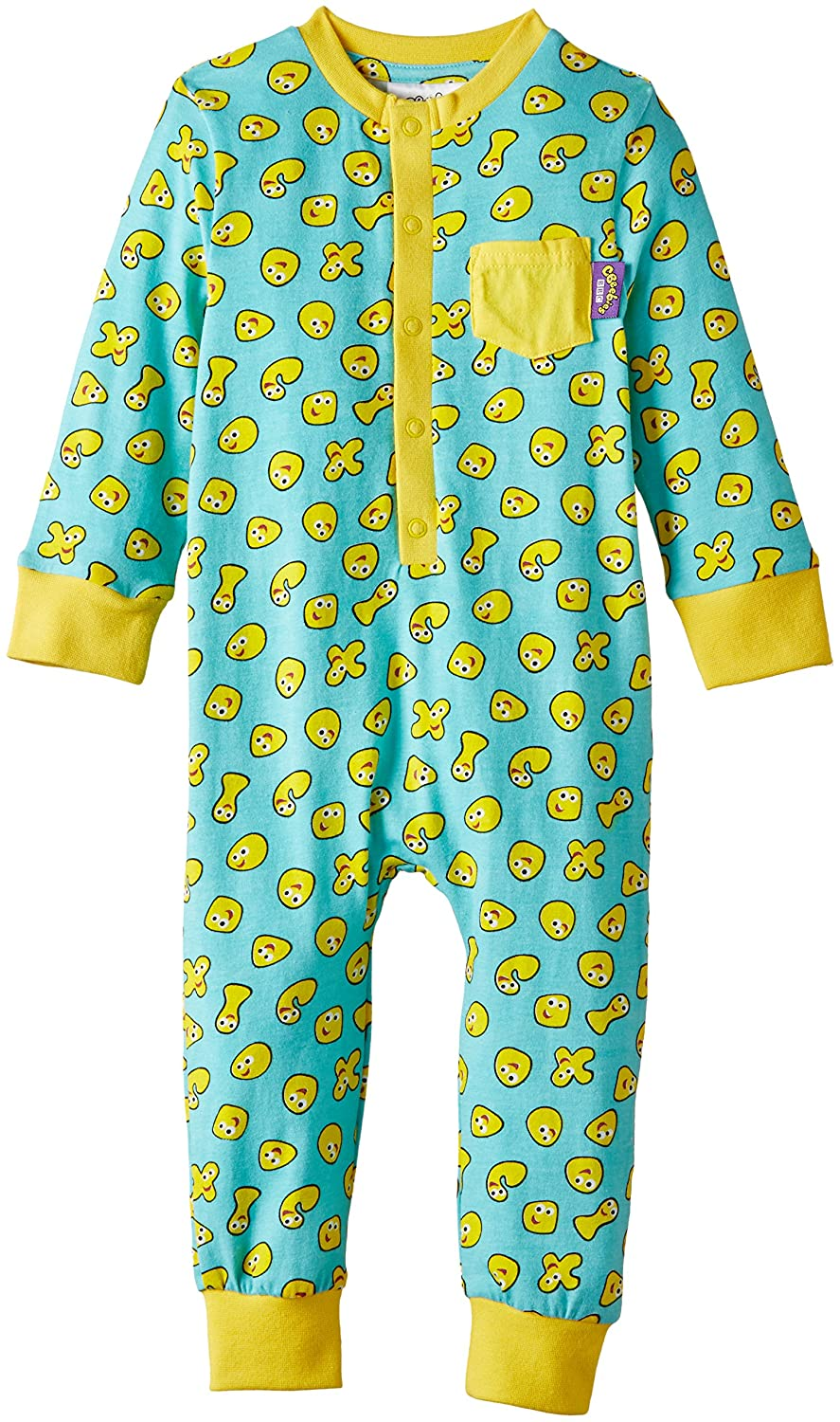 CBeebies Boy's Bugs Onesie