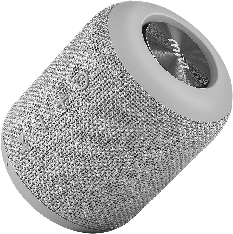 Mivi Octave BS16OT Portable Wireless Speaker (Grey)