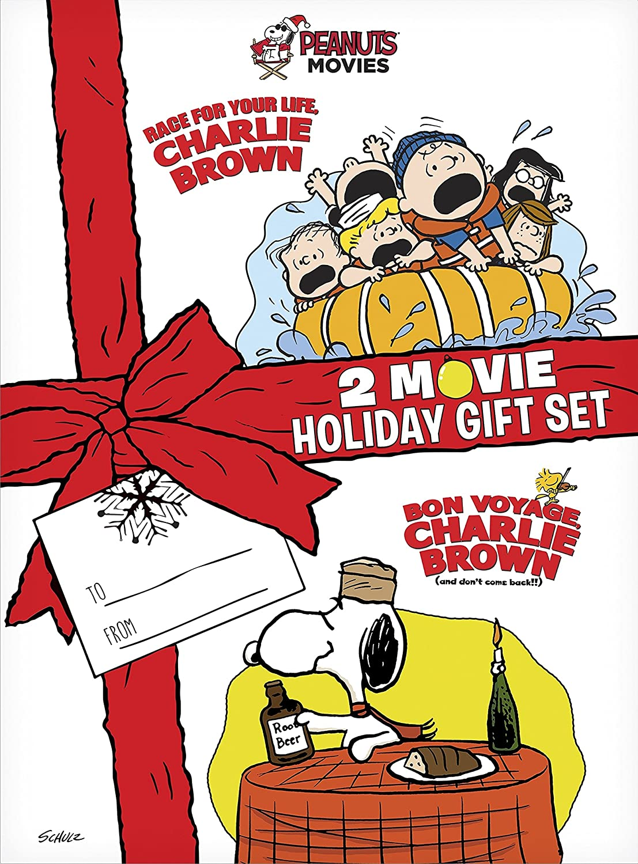 Amazon.com: Peanuts: 2-Movie Holiday Giftset: Charles Schulz ...