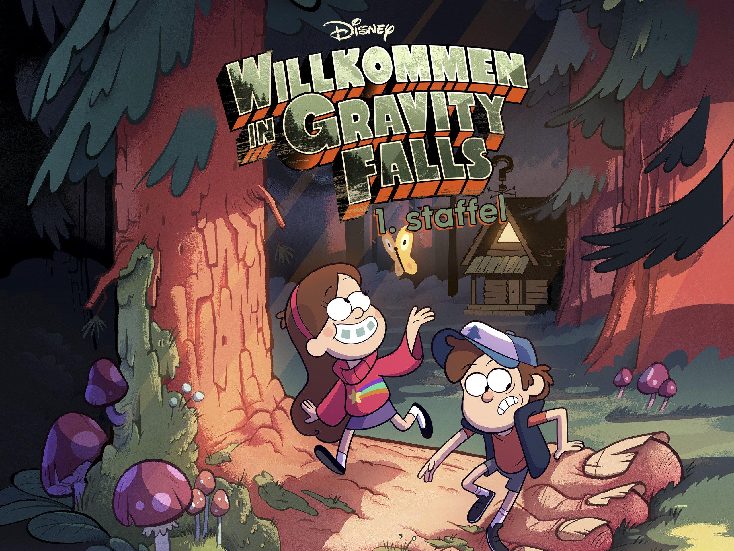 Amazonde Willkommen In Gravity Falls Staffel 1 Ansehen