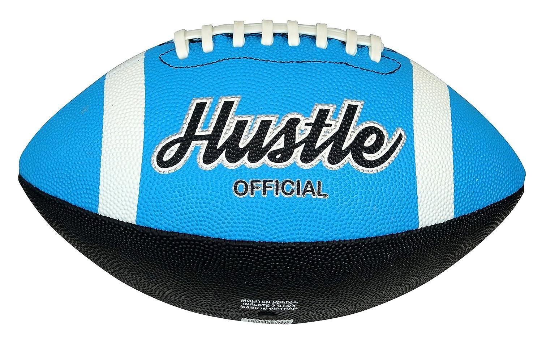 Midwest Hustle - Balón de fútbol Americano, Color Azul: Amazon.es ...