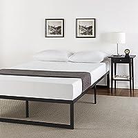 Zinus 16 Inch Metal Platform Bed Frame with Steel Slat Support/Mattress Foundation