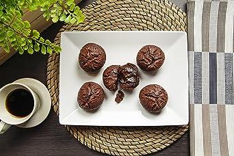 Foodinthebox Coulant de Chocolate Postre - 3 Paquetes de 1 x 610 gr - Total: 1830 gr: Amazon.es: Alimentación y bebidas