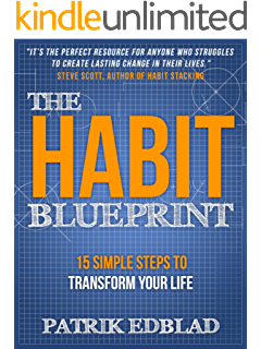 Amazon the self discipline blueprint a simple guide to beat the habit blueprint 15 simple steps to transform your life malvernweather Gallery