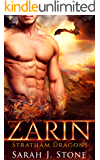 Zarin (Stratham Dragons Book 3)