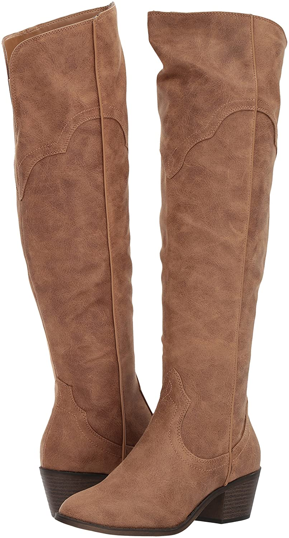 Fergalicious Womens Bata Western Boot