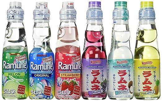 Ramune Flavor