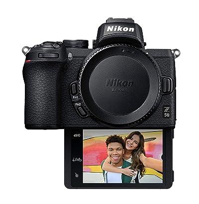 Nikon Z50 Compact Mirrorless Digital Camera