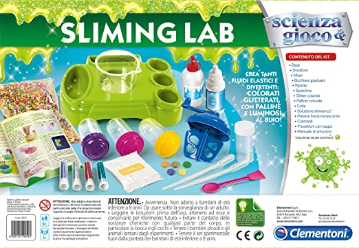 Clementoni Sliming Lab cd34260a7c5