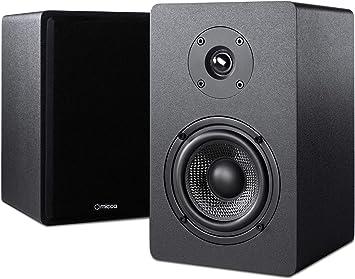 Amazon.com: Micca MB42 Altavoces de estantería con parlante ...