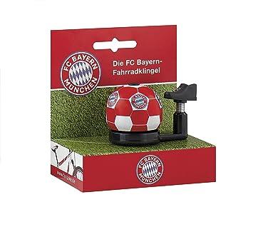 4de225fd1d67e FANBIKE FC Bayern Fahrradklingel