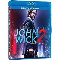 John Wick: Chapter 2 [Blu-ray + Digital Copy] (Bilingual)