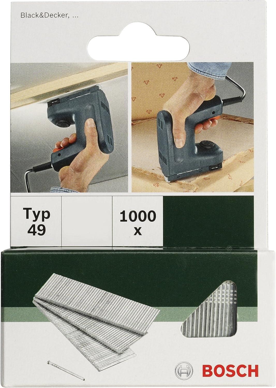 Bosch 2609255814 DIY N/ägel Typ 49 2.8 x 1.65 x 14 mm