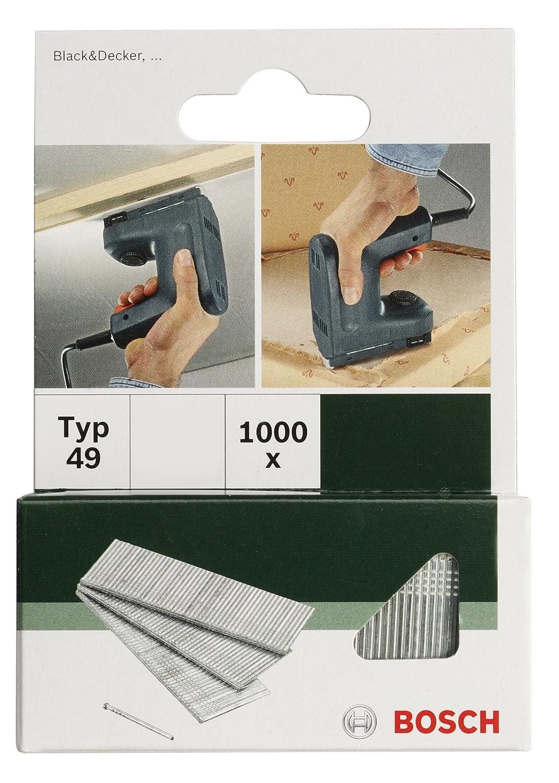 Bosch 2609255818 DIY N/ägel Typ 49 2.8 x 1.65 x 30 mm