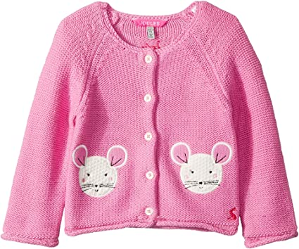 Amazon Com Joules Kids Womens Character Cardigan Infant Clothing