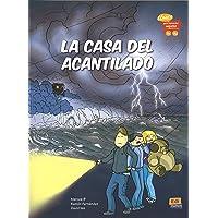 Casa del Acantilado: Comics Para Aprender Espanol: Levels A1 & A2