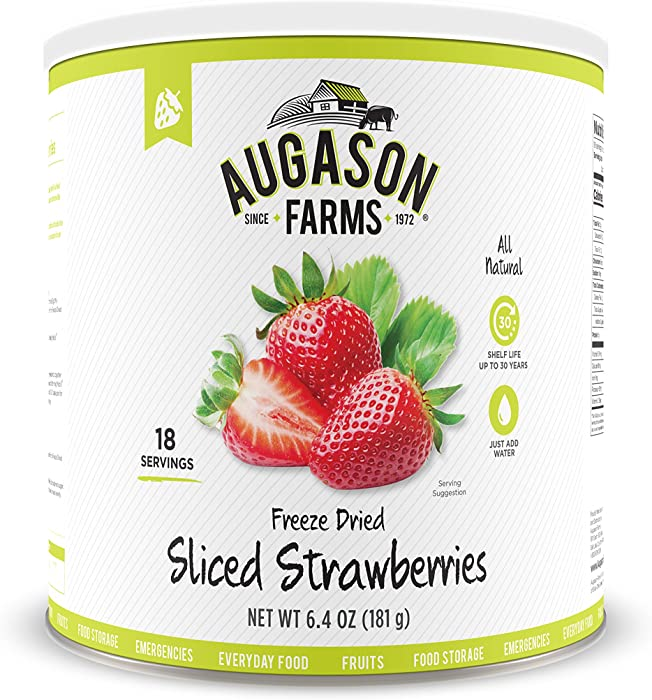 Top 4 Saratoga Farms Freeze Dried Food Juice