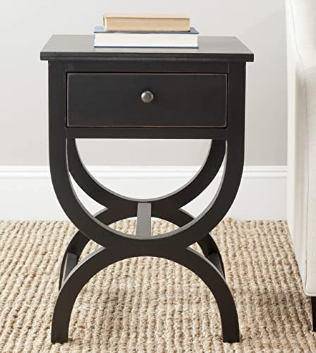 Safavieh American Homes Collection Maxine Black Accent Table