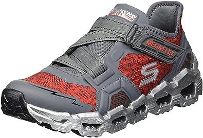 Skechers Kids' Mega Flex Lite 2.0 Blast Fas Sneaker