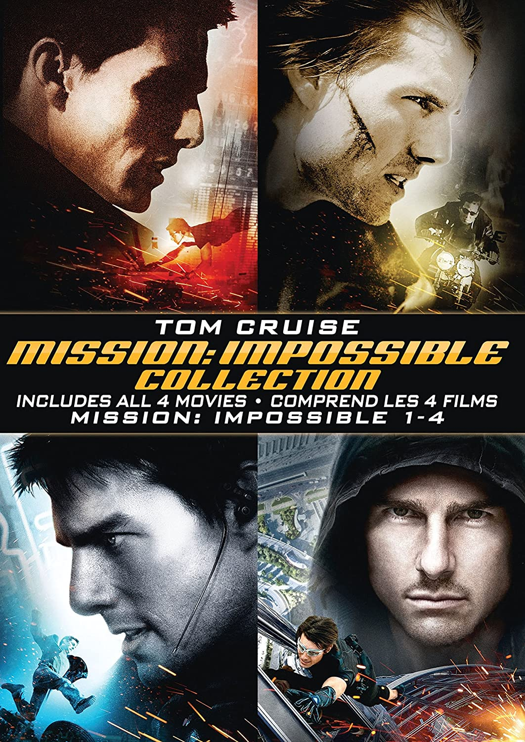 Amazon Com Mission Impossible 1 3 Ghost Protocol Mission Impossible Collection Tom Cruise Jeremy Renner Simon Pegg Ving Rhames Paula Patton Brian De Palma John Woo J J Abrams Brad Bird Movies Tv