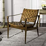 Amazon Com Safavieh Hudson Collection Savannah Leather