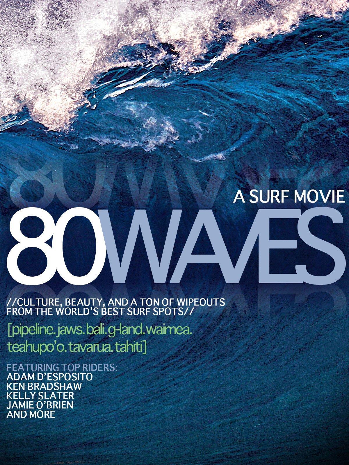 80 Waves on Amazon Prime Video UK