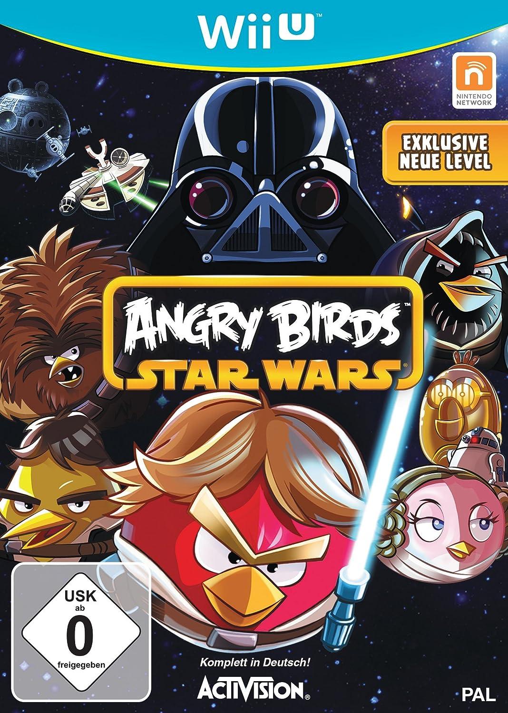 Angry Birds Star Wars Nintendo Wii U Games Switch Rayman Legends English Pal