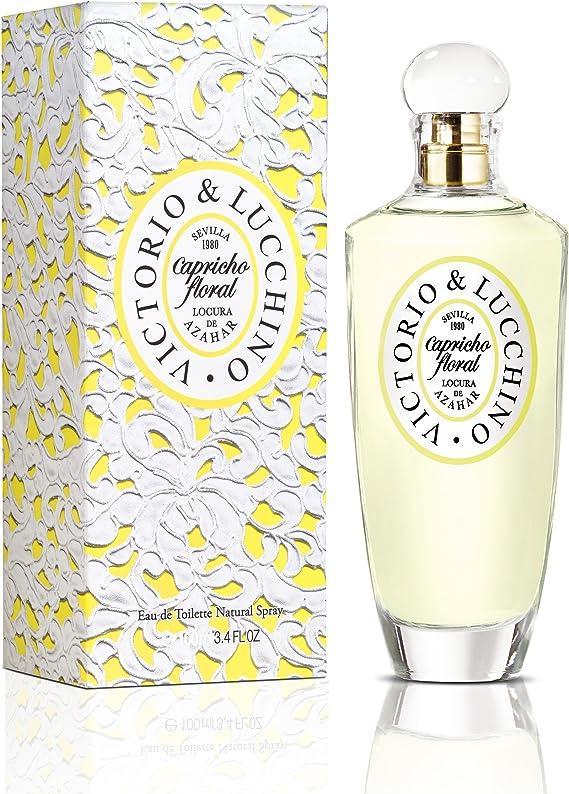 victorio y lucchino perfumes azahar