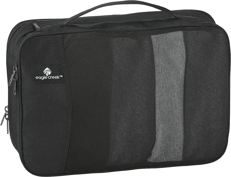 Eagle Creek Pack-It Clean/Dirty Split Cube Packing Organizer, Black