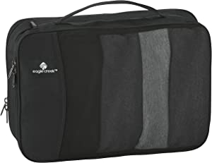 Eagle Creek Pack-It Clean/Dirty Split Cube Packing Organizer, Black